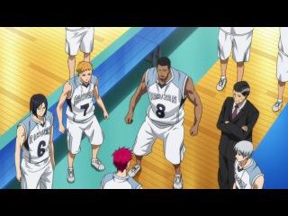 [ Баскетбол Куроко ] Kuroko no Basuke [ТВ-3] - 24 серия [JAM NikaLenina]