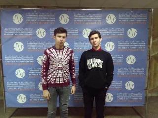 Конкурс видеороликов 2016 - Группа СВ-12 - Мой колледж