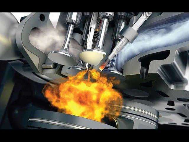 Как происходит зажигание в двигателях типа V8 rfr ghjbc jlbn pf bufybt d ldbufntkz nbgf v8