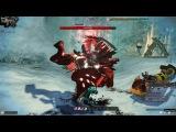 Vindictus - Evie маг-сорка знакомство с пробуждением темного рыцаря ;)