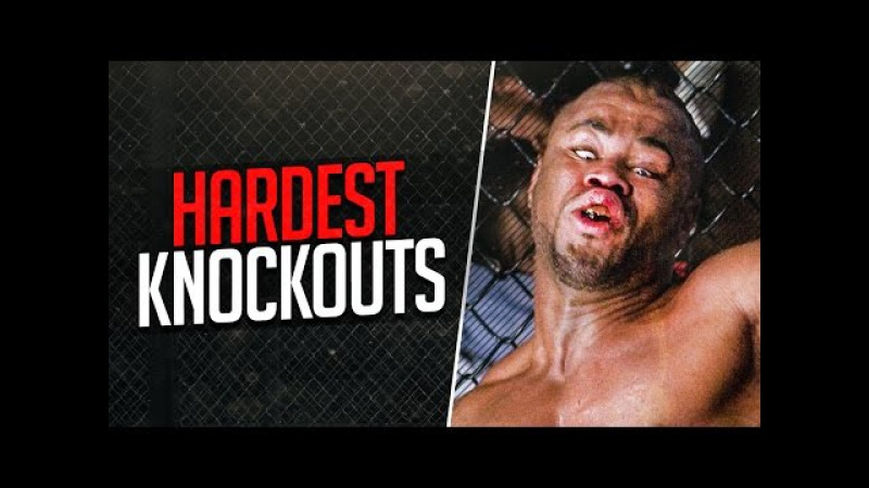 Hardest MMA Knockouts Ever
