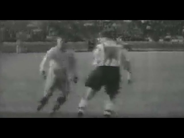 Зенит 2-0 Викинг (Дания) / 17.06.1954 / Zenit Leningrad vs Viking (Denmark)