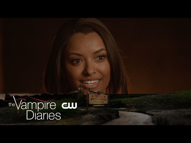 The Vampire Diaries | Favorite Scenes with Kat Graham and Zach Roerig | The CW