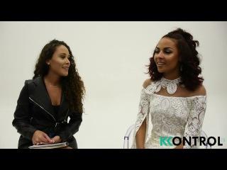 Ashley Everett Shoots for the Cover of Kontrol Magazine Celebration Issue