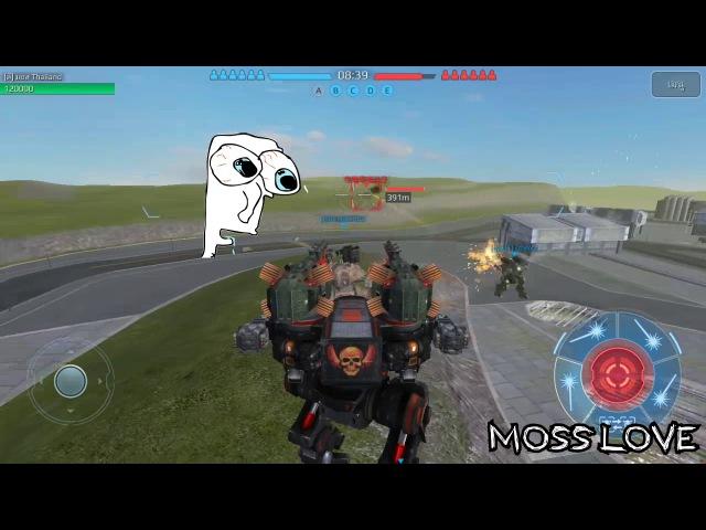War robots : Cossack Hack Speed