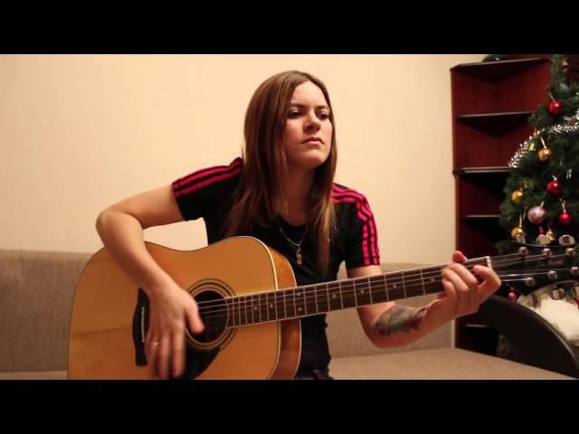 Кино - Восьмиклассница (cover by Angel)
