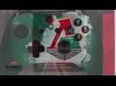Геймпад для Xbox ONE кастомизированный коллекции ФК Локомотив Чемпионский экспресс