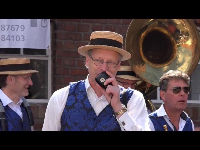 Dixieland CrackerJacks play 'After You've Gone' 2017 Duisburg /