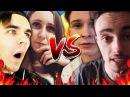 ЯРИК ЛАПА И ВИКА ЛАПА VS ЭДИСОН И ЖЕКА | Великая Рэп Битва (Майнкрафт | Minecraft)