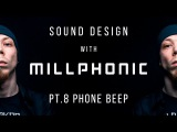 How to make sound  of the phone  beeps[Sound Design with Propellerhead Reason]pt.8