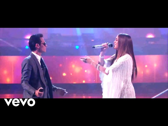 Jennifer Lopez - Olvídame Pega la Vuelta [En Vivo] ft. Marc Anthony