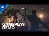 Боевая система и сложные моральные выборы в новом геймплейном ролике Vampyr