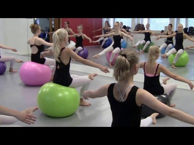 EDU PBT 1. viikko (Pieni balettistudio Relevé)