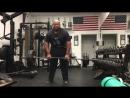 Rich Williams - Fat Gripz Extreme Deadlift 165,5 kg( 2 reps)