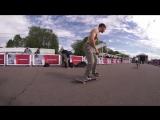 Евгений Матвеев - 3 трюка, 3 полоски - adidas skateboarding