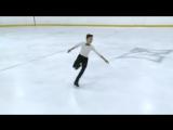 2017 Nam Nguyen Произвольная программа -Skate Ontario Summer Skate 2017