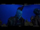 Стражи Галактики. Часть 2 / Guardians of the Galaxy Vol. 2.Неудачные дубли со съёмок (2017) [HD]