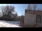 Заброшенное трамвайное депо на переулке Туркменский