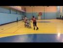Как проходят открытые уроки на роликах для детей каждую среду в ССК Молния?