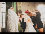 Венчание. Антон и Марина 5 октября 2014
