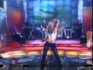Shakira Ao Vivo no Caldeirão do Huck 2001 (BRASIL)