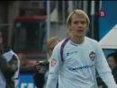 23-й тур.Чемпионат России 2009.Зенит(Санкт-Петербург) 2-0 ЦСКА(Москва)