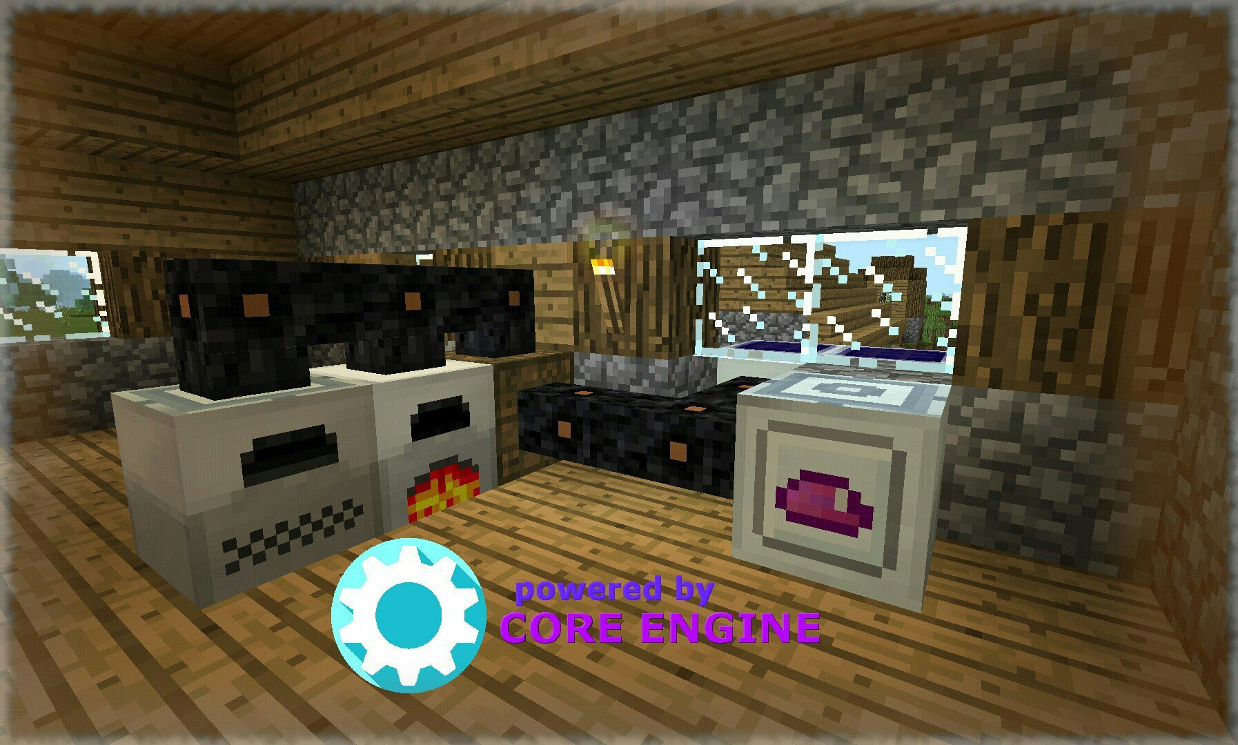Core Engine - Minecraft PE Mod Engine & API - MCPE: Mods