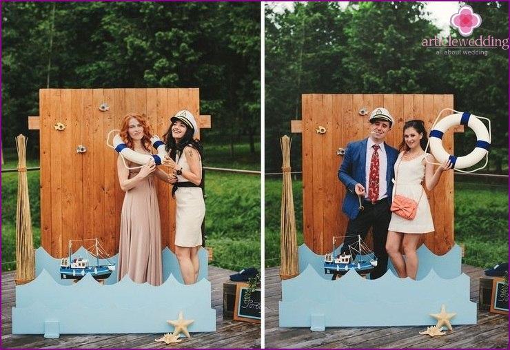 95jrcF0rd84 - Модные тенденции в оформлении фотозоны на свадьбе в сезоне 2017 (30 фото)