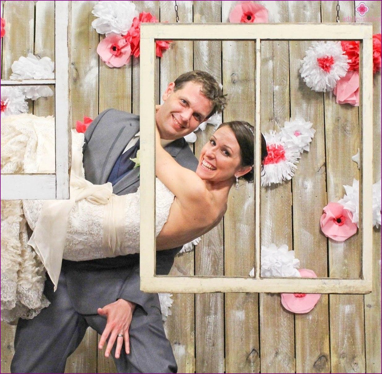 8ldPqetEml8 - Модные тенденции в оформлении фотозоны на свадьбе в сезоне 2017 (30 фото)