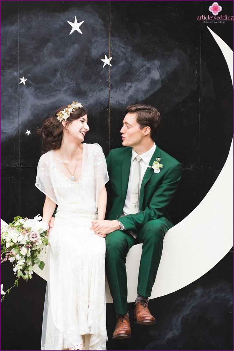 3TGAs5u0RiI - Модные тенденции в оформлении фотозоны на свадьбе в сезоне 2017 (30 фото)