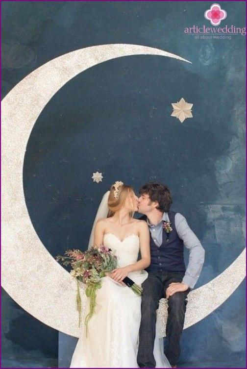 vM3riNzbf5I - Модные тенденции в оформлении фотозоны на свадьбе в сезоне 2017 (30 фото)