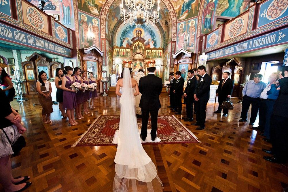 Венчание в Церкви: что - как