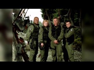 Факты из сериалов Звёздные врата SG-1