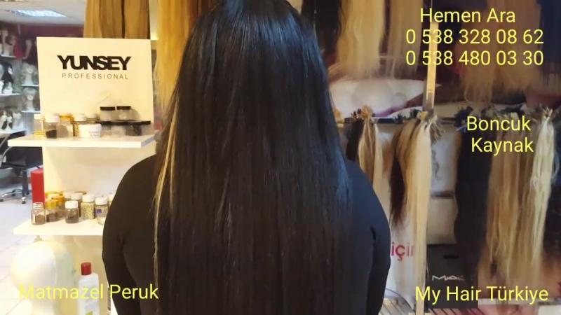 Boncuk Kaynak Nasıl Yapılır Nasıl Saç Uzatılır My Hair Türkiye Ve Matmazel Perukdda