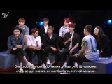 [RUS SUB] BTS choose their Australian spirit animal @ SBS PopAsia TV