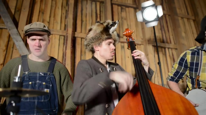 Steve`n`Seagulls - You Shook Me All Night Long (AC/DC Cover)