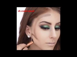 Невероятный макияж ДО и ПОСЛЕ
