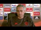 Jose Mourinho- Fixture pile-up dangerous