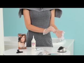 Avon. Советы по применению краски для волос