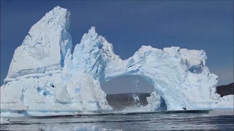 Climat Le Crash dun Iceberg au Groenland, nous arrivons au seuil dune crise systémique ne lentendez-vous pas