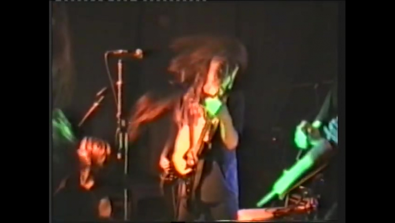 THERION - Live in Borås [1992]