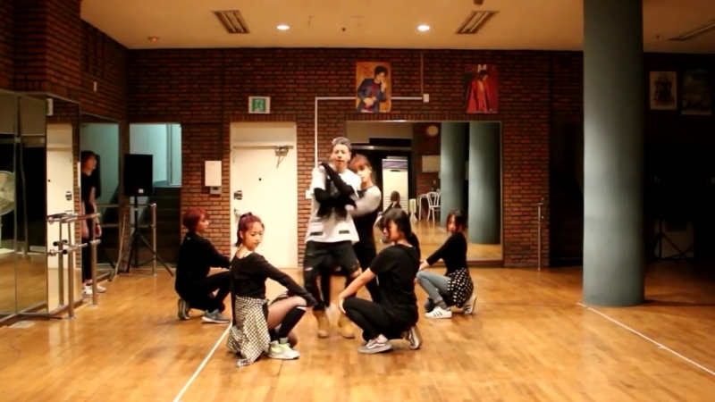 HIGH4 - D.O.A (Dead Or Alive) Dance Practice Ver. (Mirrored)