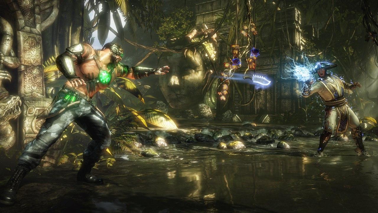 Mortal Kombat XL (2016) PC - Скриншот 2
