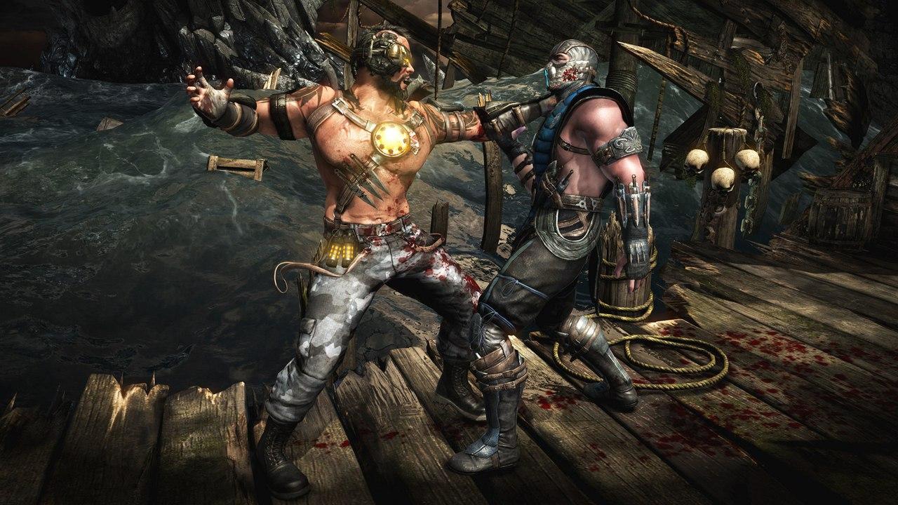 Mortal Kombat XL (2016) PC - Скриншот 1