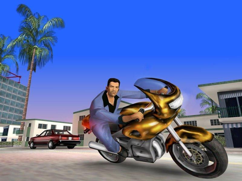 Grand Theft Auto: Vice City (2003) PC | Чистая версия - Скриншот 1