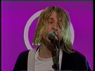 Nirvana smells like teen spirit (limehouse studios (the word), london, uk, )