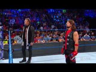 SD LIVE: Shane McMahon Makes A Match (July 25, 2017)
