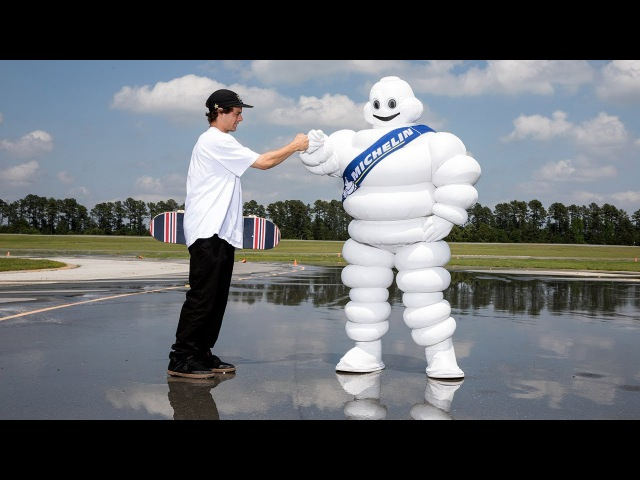 Michelin Marana New Improved feat. Chris Joslin