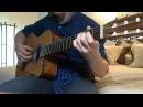 Space Rangers - Fei Theme [Classical Guitar]