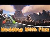 ARK Survival Evolved MOD The Volcano Map